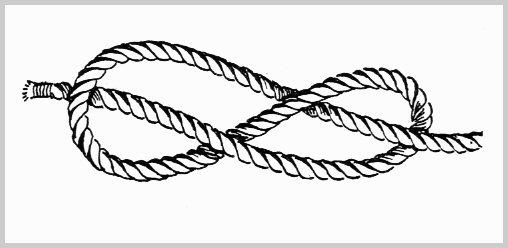 spiegazione dei nodo marinaro